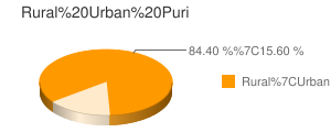 Puri census population